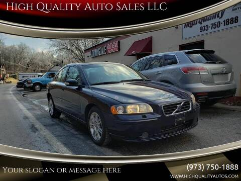 2007 Volvo S60 for sale at High Quality Auto Sales LLC in Bloomingdale NJ