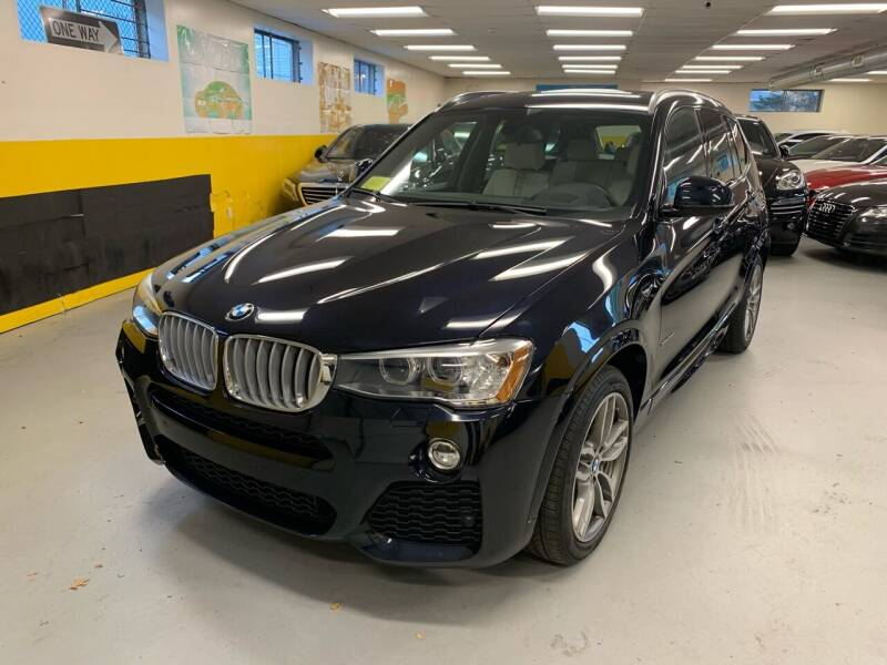 2017 BMW X3 for sale at Newton Automotive and Sales in Newton MA