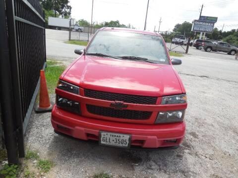 2008 Chevrolet Colorado for sale at SCOTT HARRISON MOTOR CO in Houston TX