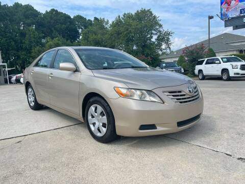 2007 Toyota Camry for sale at Smithfield Auto Center LLC in Smithfield NC