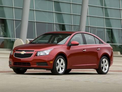 2011 Chevrolet Cruze for sale at Bill Gatton Used Cars - BILL GATTON ACURA MAZDA in Johnson City TN
