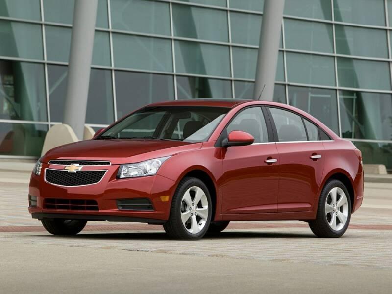 2013 Chevrolet Cruze for sale at Radley Cadillac in Fredericksburg VA