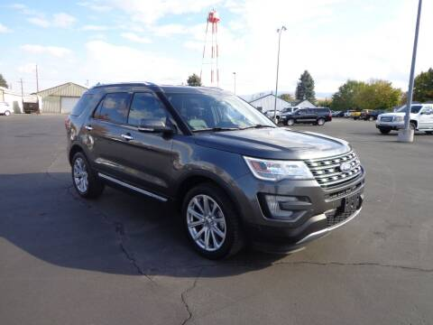 2017 Ford Explorer for sale at New Deal Used Cars in Spokane Valley WA