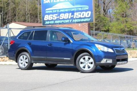 2011 Subaru Outback for sale at Skyline Motors in Louisville TN