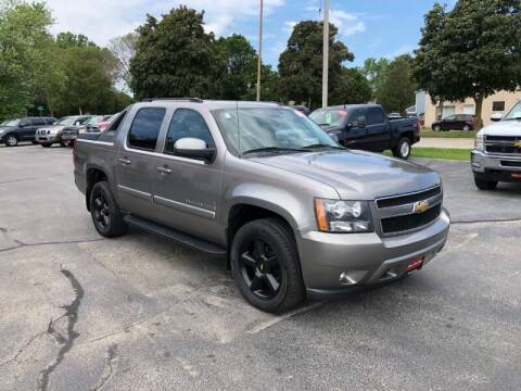 2009 Chevrolet Avalanche for sale at WILLIAMS AUTO SALES in Green Bay WI