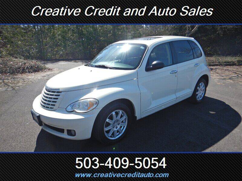 2008 Chrysler PT Cruiser for sale at Creative Credit & Auto Sales in Salem OR