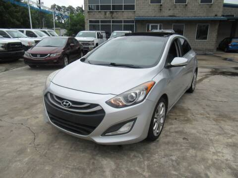 2014 Hyundai Elantra GT for sale at Lone Star Auto Center in Spring TX
