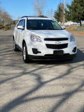 2011 Chevrolet Equinox for sale at Washington Auto Sales in Tacoma WA
