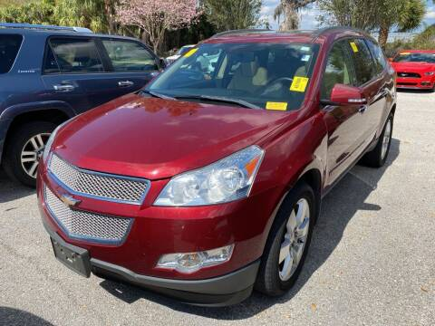 2010 Chevrolet Traverse for sale at LUXURY IMPORTS AUTO SALES INC in North Branch MN