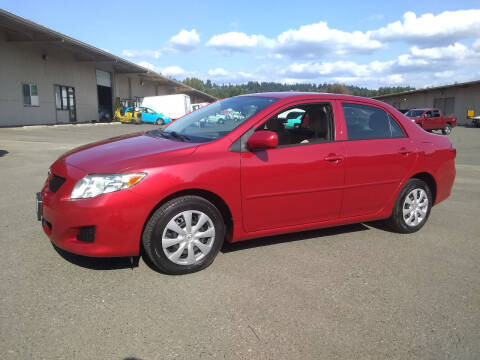 2009 Toyota Corolla for sale at Miller's Economy Auto in Redmond OR
