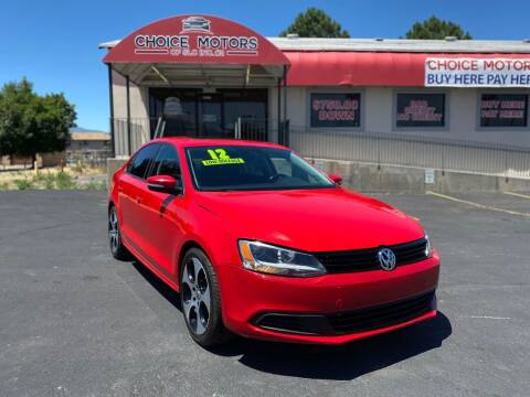 2012 Volkswagen Jetta for sale at Choice Motors of Salt Lake City in West Valley  City UT