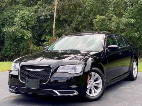 2015 Chrysler 300 for sale at Sebar Inc. in Greensboro NC