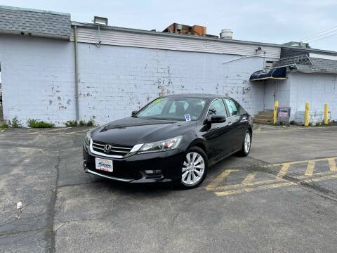 2015 Honda Accord for sale at Santa Motors Inc in Rochester NY