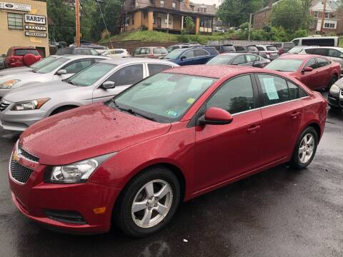 2014 Chevrolet Cruze for sale at Fellini Auto Sales & Service LLC in Pittsburgh PA
