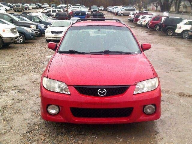 2002 Mazda Protege5 for sale at WEINLE MOTORSPORTS in Cleves OH
