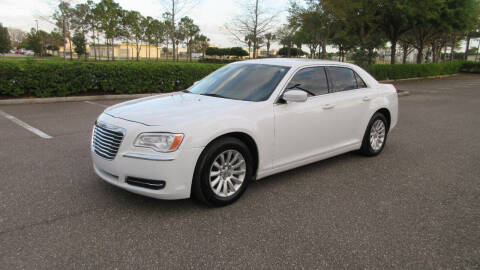 2014 Chrysler 300 for sale at Carpros Auto Sales in Largo FL