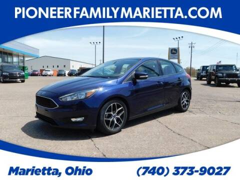 2017 Ford Focus for sale at Pioneer Family preowned autos in Williamstown WV