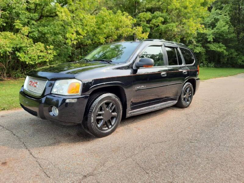 2006 GMC Envoy for sale at Moundbuilders Motor Group in Heath OH