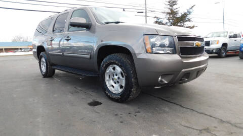 2012 Chevrolet Suburban for sale at Action Automotive Service LLC in Hudson NY