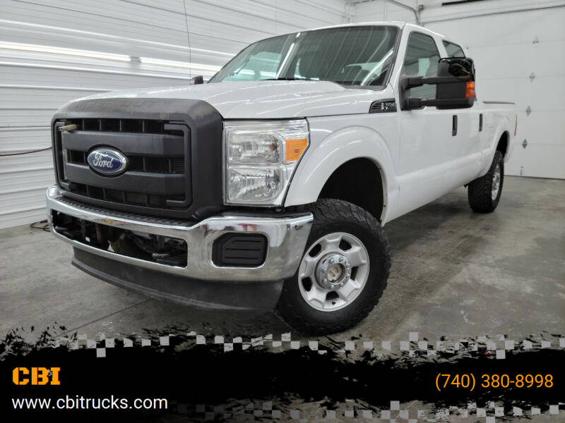 2012 Ford F-250 Super Duty for sale at CBI in Logan OH