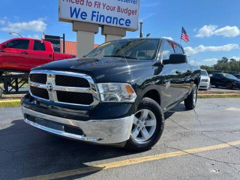 2019 RAM Ram Pickup 1500 Classic for sale at American Financial Cars in Orlando FL