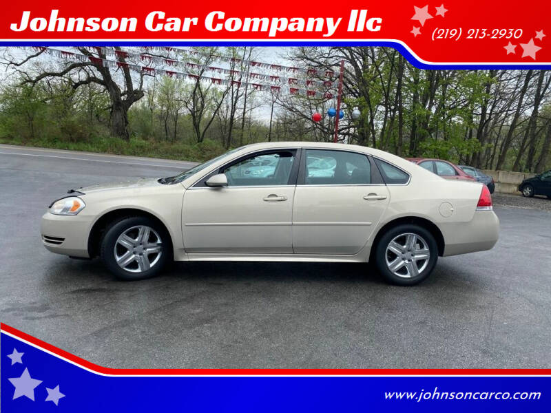 2010 Chevrolet Impala for sale at Johnson Car Company llc in Crown Point IN