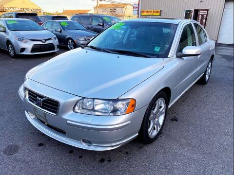 2007 Volvo S60 for sale at Dijie Auto Sale and Service Co. in Johnston RI