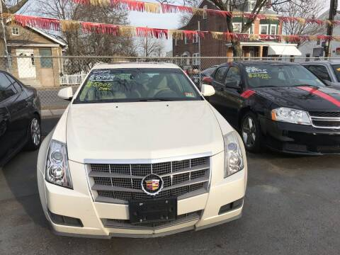 2009 Cadillac CTS for sale at Chambers Auto Sales LLC in Trenton NJ