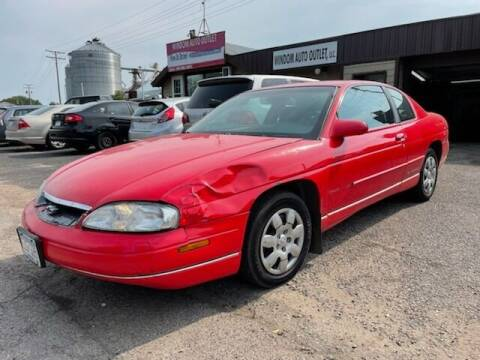 1997 Chevrolet Monte Carlo for sale at WINDOM AUTO OUTLET LLC in Windom MN