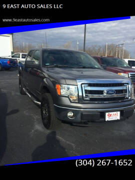 2013 Ford F-150 for sale at 9 EAST AUTO SALES LLC in Martinsburg WV
