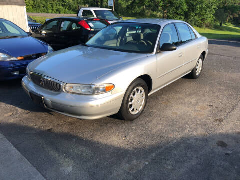 2003 Buick Century for sale at CENTRAL AUTO SALES LLC in Norwich NY