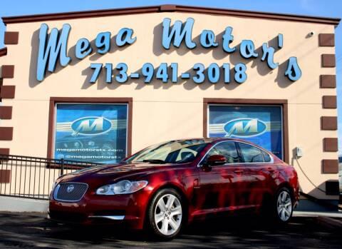 2011 Jaguar XF for sale at MEGA MOTORS in South Houston TX
