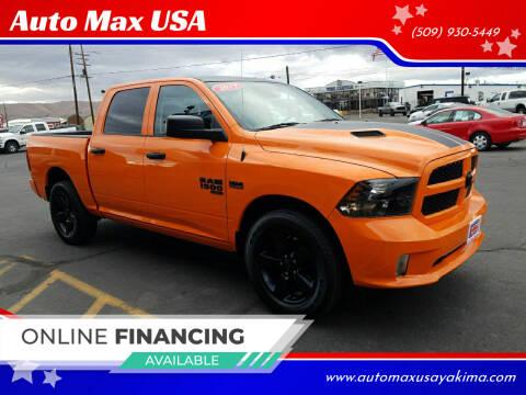 2019 RAM Ram Pickup 1500 Classic for sale at Auto Max USA in Yakima WA