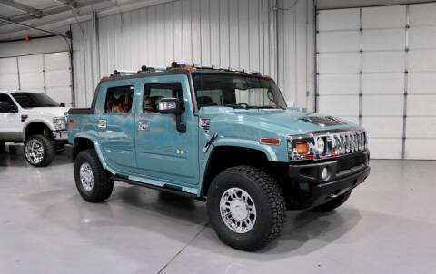 2007 HUMMER H2 SUT for sale at Alta Auto Group LLC in Concord NC