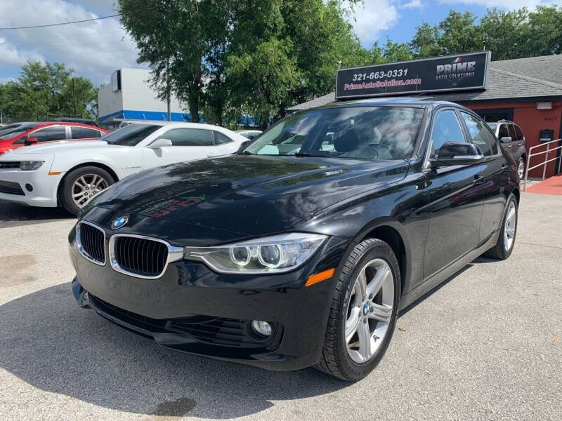 2015 BMW 3 Series for sale at Prime Auto Solutions in Orlando FL