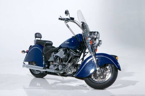 1999 Indian Chief for sale at Motorcar Classics in Farmingdale NY