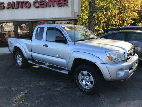 2006 Toyota Tacoma for sale at BORGES AUTO CENTER, INC. in Taunton MA