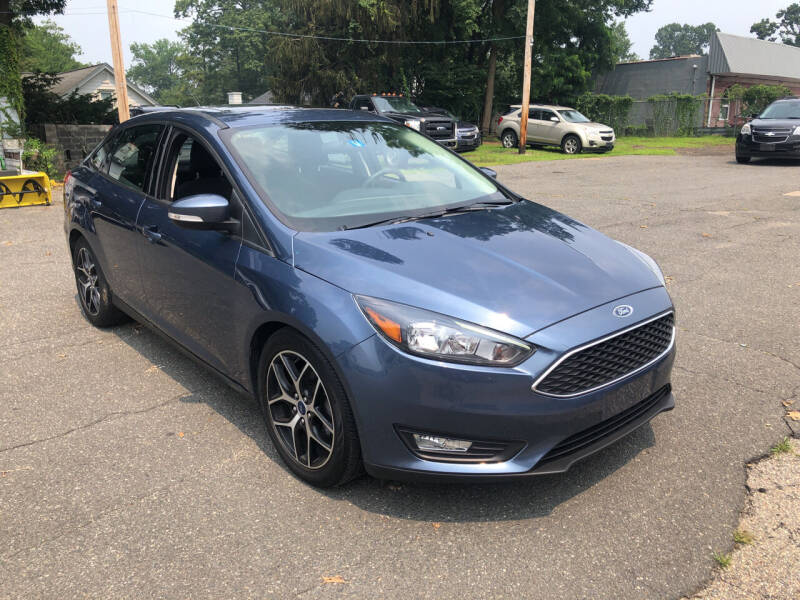 2018 Ford Focus for sale at Chris Auto Sales in Springfield MA