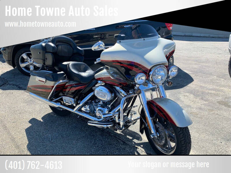 2006 Harley-Davidson FLHTCUSE for sale at Home Towne Auto Sales in North Smithfield RI