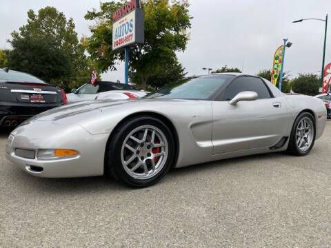 2004 Chevrolet Corvette for sale at MISSION AUTOS in Hayward CA
