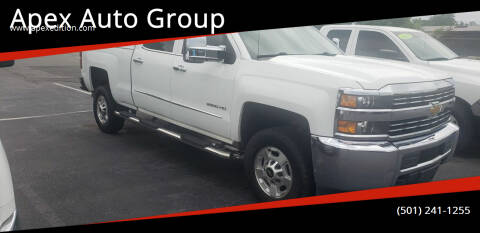 2015 Chevrolet Silverado 2500HD for sale at Apex Auto Group in Cabot AR