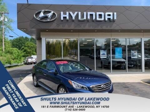 2016 Hyundai Sonata for sale at Shults Hyundai in Lakewood NY