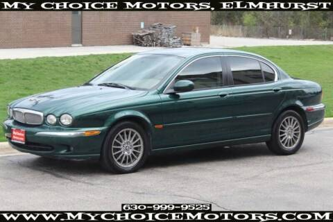 2007 Jaguar X-Type for sale at My Choice Motors Elmhurst in Elmhurst IL