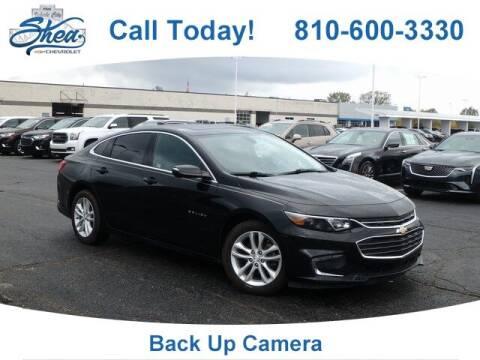 2017 Chevrolet Malibu for sale at Erick's Used Car Factory in Flint MI