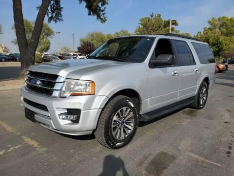 2015 Ford Expedition EL for sale at Matador Motors in Sacramento CA