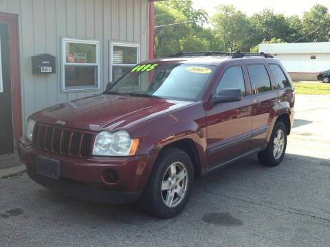 2007 Jeep Grand Cherokee for sale at Midwest Auto & Truck 2 LLC in Mansfield OH