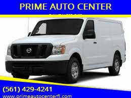 2014 Nissan NV Cargo for sale at PRIME AUTO CENTER in Palm Springs FL