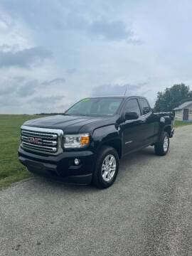 2019 GMC Canyon for sale at JJ's Automotive in Mount Pleasant PA