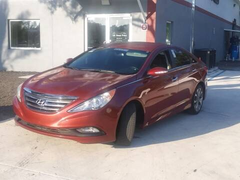 2014 Hyundai Sonata for sale at All About Price in Bunnell FL