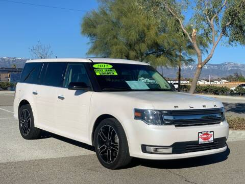2015 Ford Flex for sale at Esquivel Auto Depot in Rialto CA